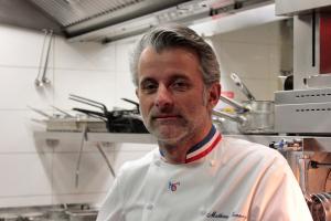 Mathieu Viannay, Chef du Restaurant La Mère Brazier