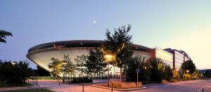 Cité Centre de Congrès de Lyon © Nicolas Robin