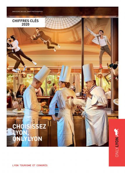 Chiffres Clés du tourisme à Lyon 2020 © Brasserie Bocuse, DMKF Photographies