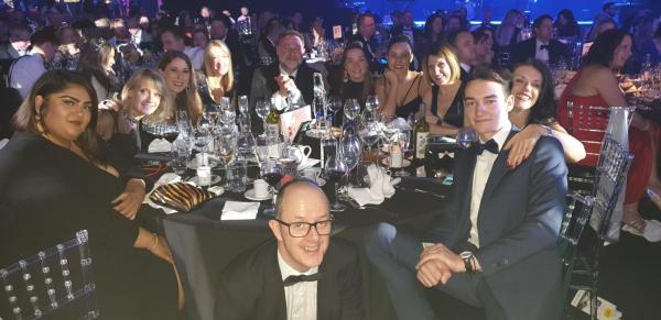 Dîner lots des M&IT Awards 2020 à Londres