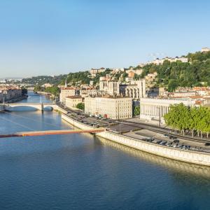 Panorama sur la Saône © Frédéric Lacrabère / Visucréa