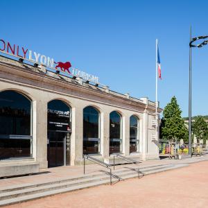 Pavillon Place Bellecour © Brice Robert / ONLYLYON Tourisme et Congrès