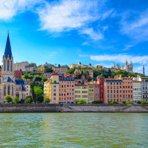 Les quais de Saône © Martin M303_114141880 / Shutterstock