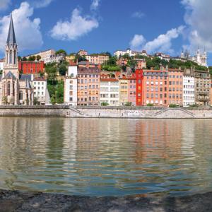 Quais de Saône © Xavier Béguet / Zefoto
