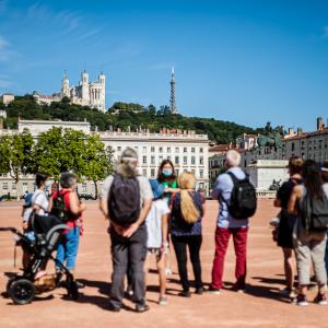 Visites Guidées gratuites ONLYLYON Tourisme et Congrès 04_04_2020 BD ©BriceROBERT