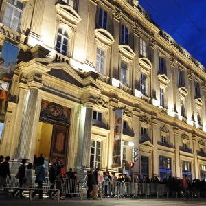 Nocturne au Musée des Beaux-art de Lyon © Muriel Chaulet / Musée des beaux-arts de Lyon