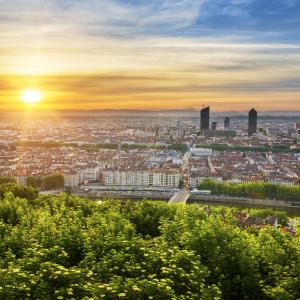 Lyon, Capitale européenne du tourisme durable 2019 © Shutterstock / Frédéric Prochasson