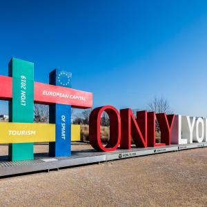 Lyon, Capitale européenne du tourisme durable 2019 © www.b-rob.com
