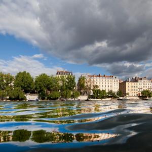 Les quais du Rhône © Tristan Deschamps