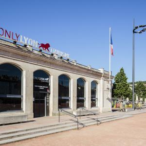 Le Pavillon ONLYLYON, place Bellecour © www.b-rob.com