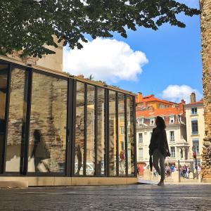 Le Cube ONLYLYON Tourisme et Congrès à Saint-Jean © S. Delyons
