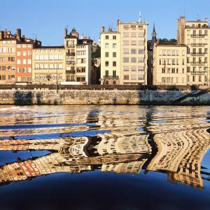 Quais de Saône et Vieux-Lyon © Tristan Deschamps