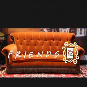 Canapé de la série Friends