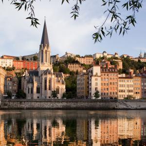 Les quais de Saône © Tristan Deschamps