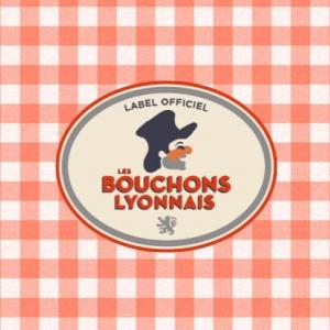 Label Les Bouchons Lyonnais