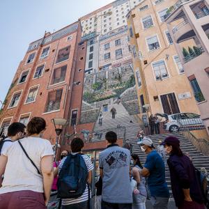 Visite guidée des Murs peints au Street art © www.b-rob.com