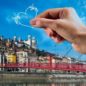 Faites gagner Lyon aux World Travel Awards (les quais de Saône) ©DMKF