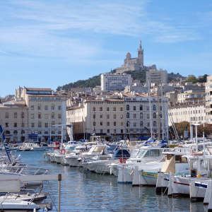 Marseille © Pixabay / Dezalb 3716867