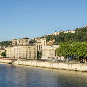 La Saône © Frédéric Lacrabère / Visucrea