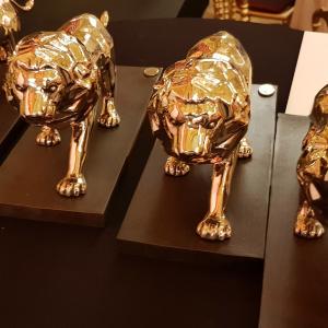 Les trophées du ONLYLYON du Tourisme © Gisèle lombard / Le Progrès