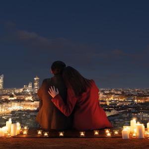 ONLYLYON Tourisme et Congrès - Campagne « Parce que Lyon n'est pas l'histoire d'un soir »