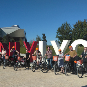 """Voyage de presse """"Smart Tourism"""" du 11 au 13 septembre 2019 © Scholz and Friends"""